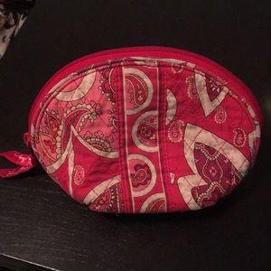 [Vera Bradley] Red Makeup Bag